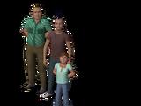 Alvi familie