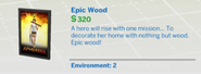 Epic Wood