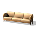 Fabricated Couch