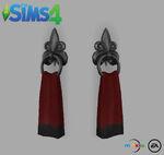 Les Sims 4 Vampires Concept Lauren Neel 9
