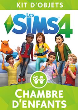 Packshot Les Sims 4 Chambre D'enfants