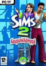 Sims 2 kaupunkikamppa lisäosa
