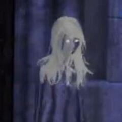 Fantasma que murió por haber sido enterrado vivo de <i><a href=