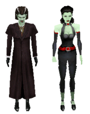 TS Вампиры