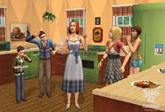 The Sims 2 FreeTime Screenshot 03