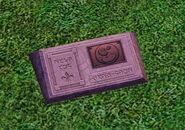 Надгробие — Смерть от мармелада