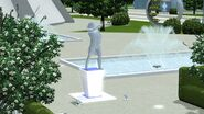 Статуя почёта «Хранитель времени»