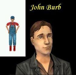 John Burb Adulty