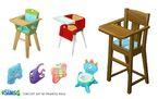 Les Sims 4 Bambins Concept art Kim Truong 3