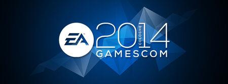Logo EA Gamescom