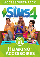 Die Sims 4: Heimkino-Accessoires
