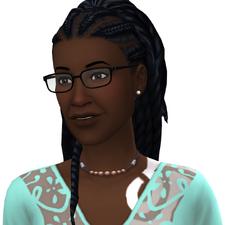 Kiri Roimata The Sims 4 new Icon