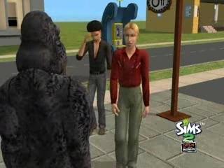 Les Sims 2 La Bonne Affaire - Nourriture