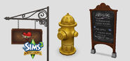 Les Sims 3 Ambitions Concept art 12