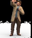Les Sims 4 Au Travail Render 9