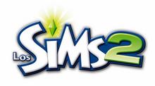 Logo Los Sims 2 horizontal