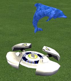 TS2C Air Tub Art Mode