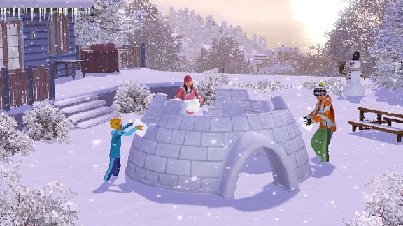 TS3Seasons igloo
