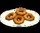 Обычные пончики