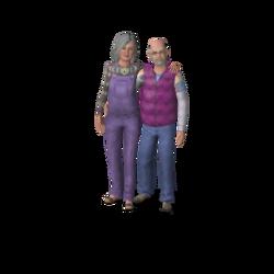 Carpenter-Rhodes familie