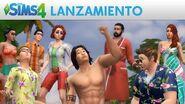 Los Sims 4 Trailer Oficial de Lanzamiento
