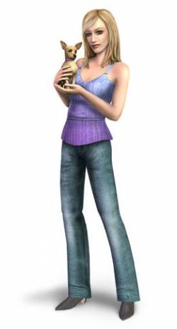 Sims2pets hilary and lola duff