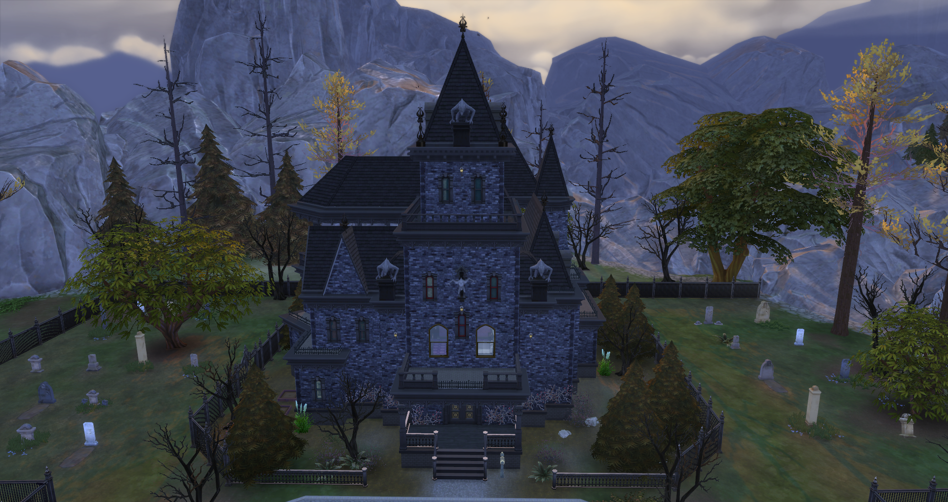 List of Forgotten Hollow lots | The Sims Wiki | FANDOM