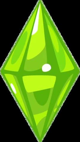 File:The Sims Social Plumbob.png