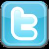 Twitter icon logo