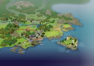 Brindletonbaymap