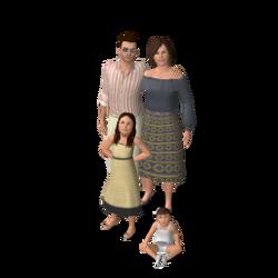 Costa familie