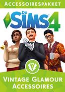 De Sims 4 Vintage Glamour Accessoires Cover