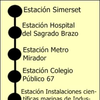 Línea de Metro de Bridgeport