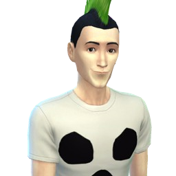 Nervous Subject (The Sims 4)