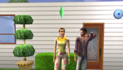 Newbie Family (The Sims 2 console)