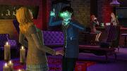 TS3 Supernatural Vampire Curse