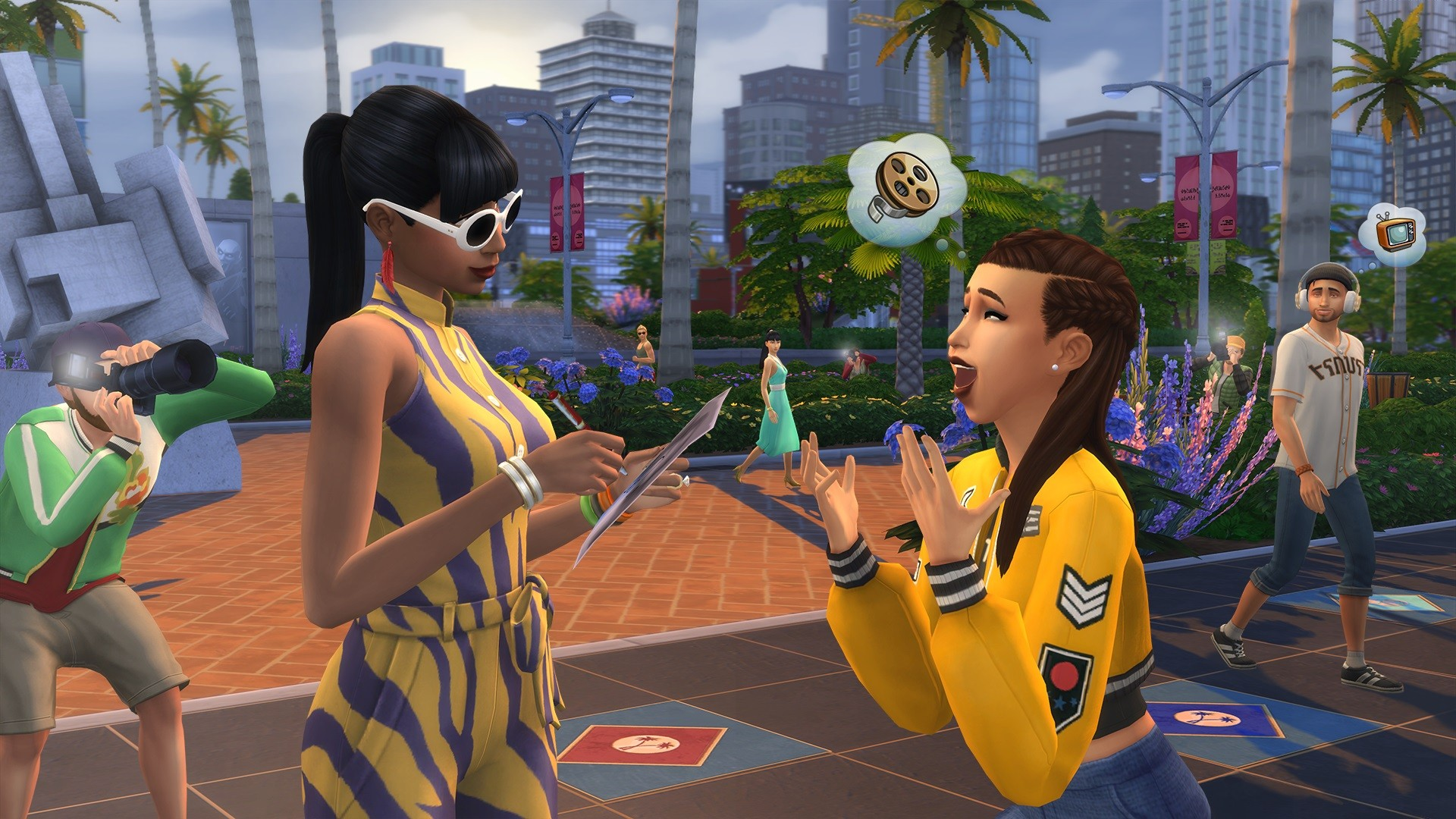 Fame (The Sims 4: Get Famous) | The Sims Wiki | FANDOM