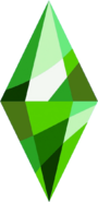 De Sims 4 Plumbbob III