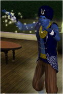 Génie masculin (Les Sims 3)