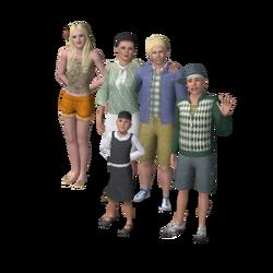 Langerak familie