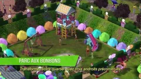 Les Sims™ 3 Katy Perry Délices Sucrés - Trailer officiel