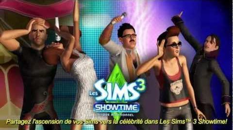 Les Sims 3 Showtime - Que le spectacle commence!