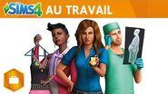Les Sims 4 Au travail - Trailer d'annonce officiel