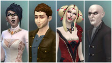 Les Sims 4 Vampires 4