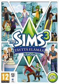 The sims 3 - taytta elamaa-14298632-frntl
