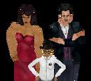 Van de Kerkhof familie