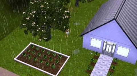 Los Sims 3 Seasons (Lloviendo)