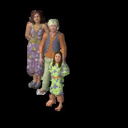 Lucas familie
