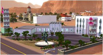 The Lucky Simoleon Casino