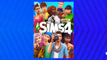The Sims 4 new cover art